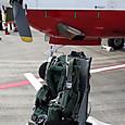 T-7初等練習機のシート