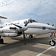 中日本航空 Beechcraft Super KingAir 200
