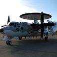E-2C 早期警戒機 ホークアイ