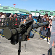 携SAM 91式携帯地対空誘導弾