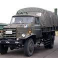 レトロなイスズのトラック