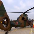OH-1観測ヘリコプター