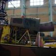 UH-1Jのエンジン