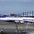 NCR B747-8Freighter