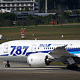 ANA B787-8 DREAM LINER