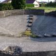防火水槽跡