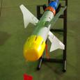 空対空短射程ミサイルAAM-3