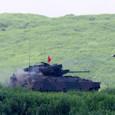 89式装甲戦闘車のミサイル