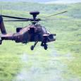 AH-64Dチェーンガン乱射!!