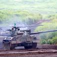 74式戦車撤収っ!!