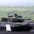 苦渋の90式戦車