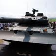 10式戦車の120mm滑空砲