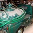 マツダT600衛生車(バキュームカー)