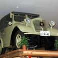 旧陸軍の日本初の四駆車