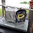 ヘリカル型核融合炉FFHR (模型)