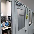 放射線監視装置機器室