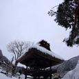 西赤尾の行徳寺山門