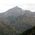 中道からの鎌ヶ岳