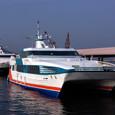 松山と広島を繋ぐ高速船