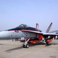 米海軍 F/A-18C ホーネット