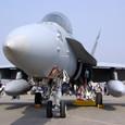 米海兵隊 F/A-18D ホーネット
