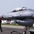 F-16の機首