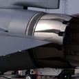F-16のノズル