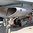 F-16のインテーク