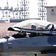 F-16CJのワイルドヴィーゼル出動!!