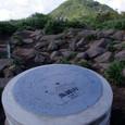 広い飯縄山の山頂