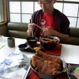 福井でソースカツ丼