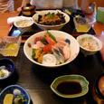 境港の海鮮丼で暴食!!