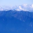 剣ヶ峰からの木曽駒ヶ岳