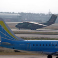 FDA旅客機とC-1輸送機