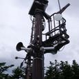 黒斑山の監視カメラ