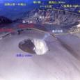 浅間山航空撮影マップ