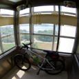 バイクも自転車もエレベーター