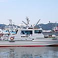 京都府港湾事務所 巡視船みずなぎ