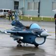 同じカラーリングのF-2ジュニア