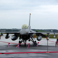 F-16もフル装備