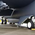 B-52の爆弾投下口