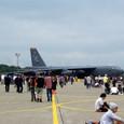 B-52Hの全景