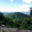 太龍寺山の山頂からの展望