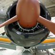 空冷二重星型14気筒エンジン