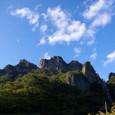 金洞山をワイドに見る