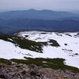 位ヶ原の雪原