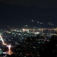 塩尻峠からの諏訪湖