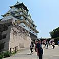 大阪城食べ歩き