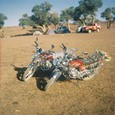 モンゴルバイク