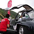 No.11 MERCEDES BENZ 300SL COUPE GULLWING